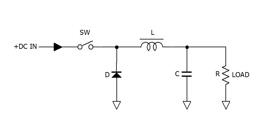 7330 Power Input Circuitry